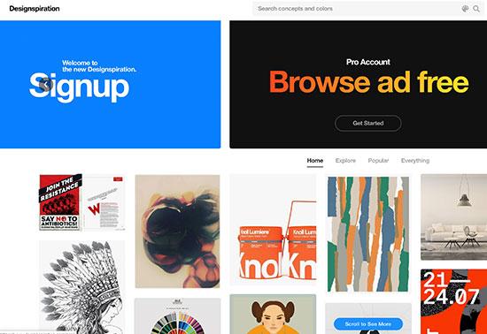 Designspiration Design-Inspiration Rezourze.com