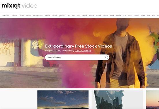 Mixkit-Stock-Videos Rezourze.com