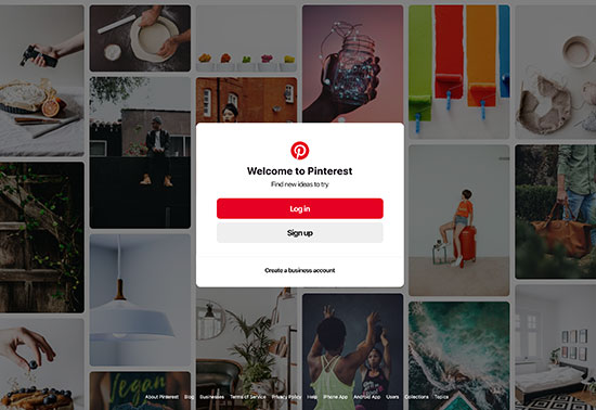 Pinterest helps you discover and do what you love Rezourze.com