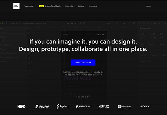 UXPin | UI Design and Prototyping Tool Rezourze.com