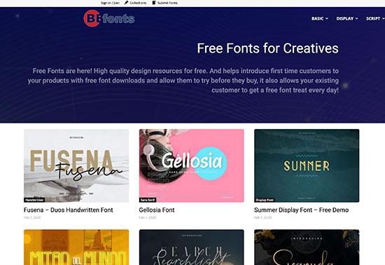 befonts-design-resources