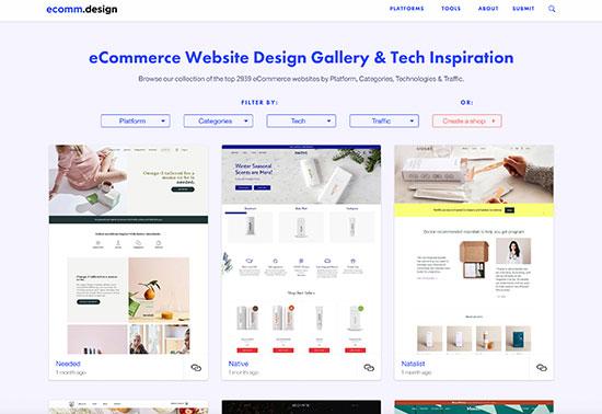 ecomm.esign-eCommerce-Website-Design-Gallery Rezourze.com