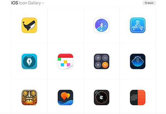 iOS-Icon-Gallery-icons Rezourze.com