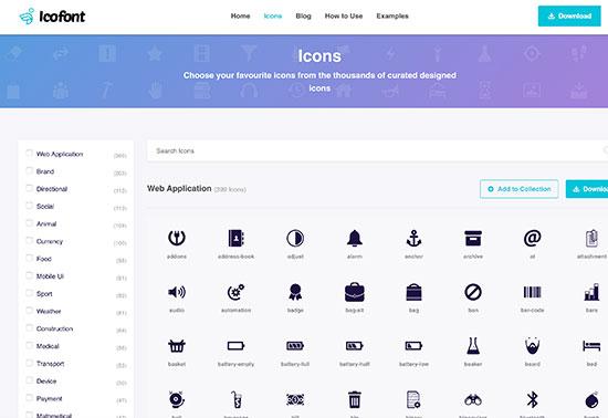 icofont-Icons-&-Illustrations Rezourze.com