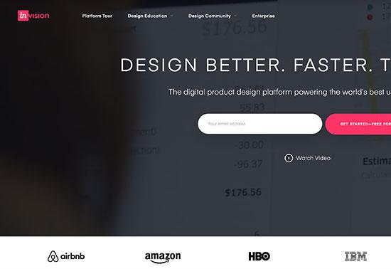 invisionapp-Prototyping-Tools Rezourze.com