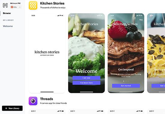 mobbin.design-ux-inspiration-design-resources Rezourze.com