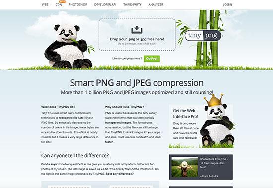 tinypng-Image-Compressors Rezourze.com