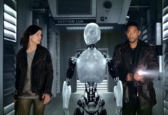 I, Robot (2004) Artificial Intelligence Movie