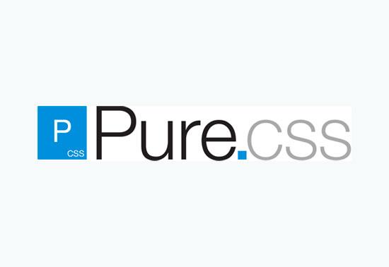 Pure.CSS CSS Framework