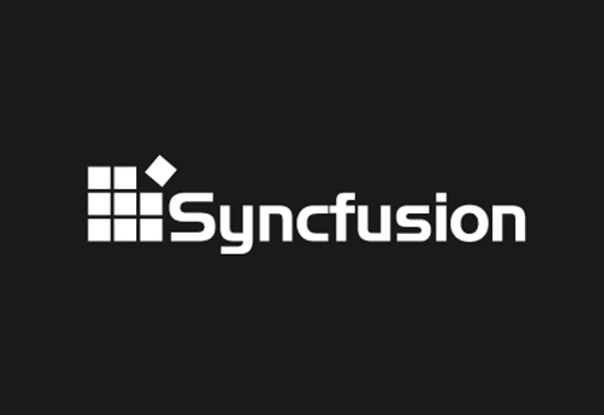Angular Components Library - Syncfusion