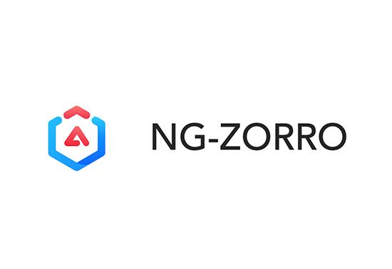 Angular UI library, NG-ZORRO - Ant Design of Angular