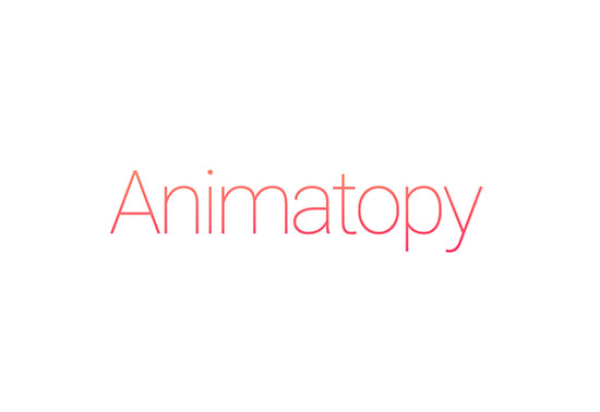 Animatopy Animation Libraries
