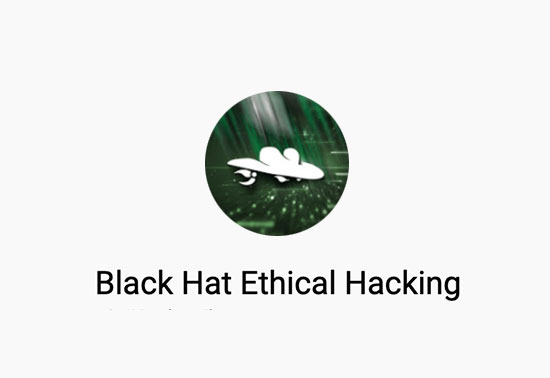 Black Hat Ethical Hacking YouTube Channels, YouTube Channels