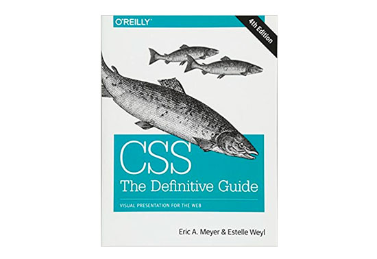 CSS: The Definitive Guide Book