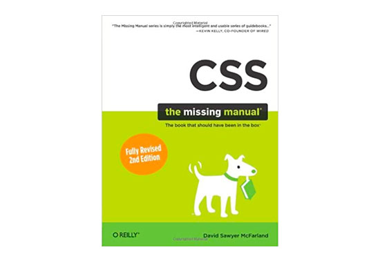 CSS: The Missing Manual Book
