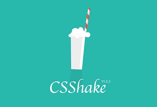 CSShake Animation Libraries