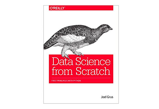 Data Science from Scratch Books for Data Science