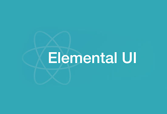 Elemental UI React UI Framework