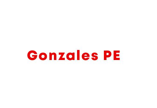 Gonzales PE