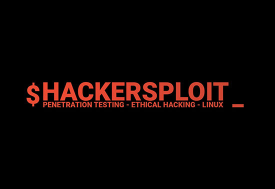 HackerSploit YouTube Channels, Hacking Resources