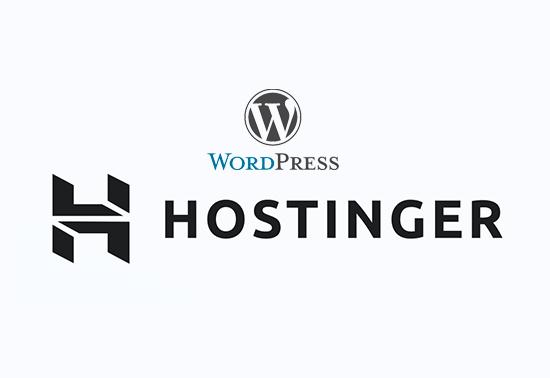 Hostinger WordPress Recommended Hosting
