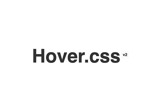 Hover.css Animation Libraries