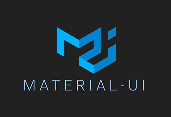 Material-UI, React material design google, ui library, react material ui