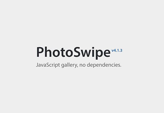 PhotoSwipe, JavaScript Sliders, JavaScript Resources, Slider Library