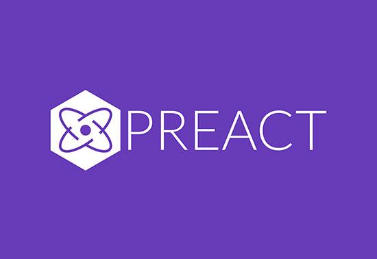 Preact.js Front End JavaScript framework