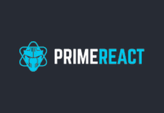 PrimeReact UI Component Libraries & Frameworks