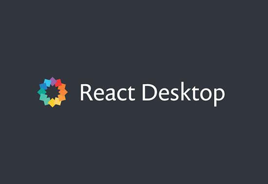 React Desktop UI Component Libraries & Frameworks