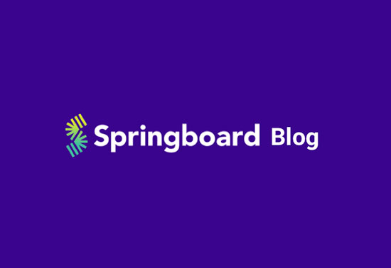Springboard Blog, Artificial Intelligence Blogs
