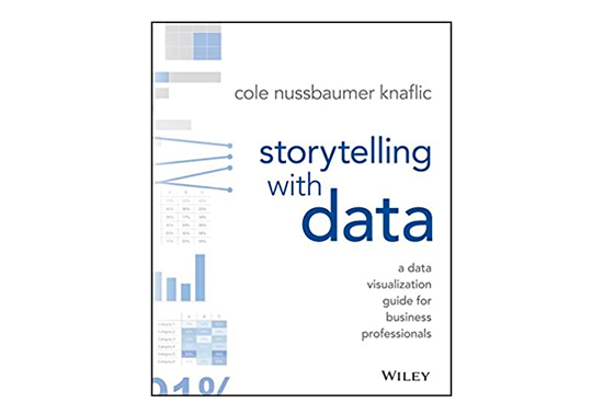 Storytelling with Data Books for Data Science