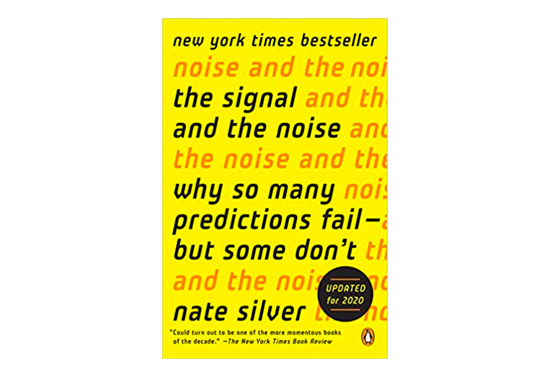 The Signal and the Noise Book for Data Science