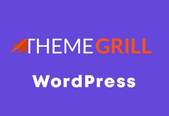 ThemeGrill Blog WordPress Tutorials Blogs