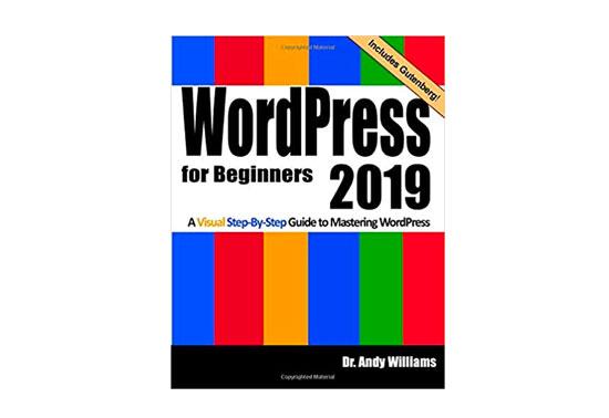 WordPress for Beginners 2019, WordPress Best Books, WordPress Resources