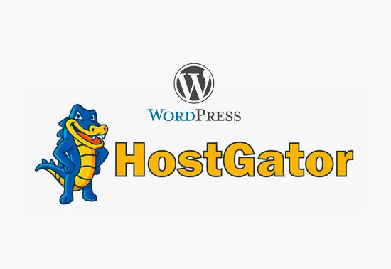 Wordpress HostGator Recommended Hosting
