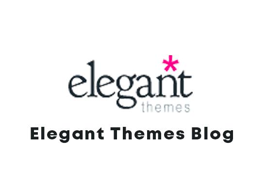 Elegant Themes Blog, WordPress Tutorials Blogs, WordPress Resources, WP Resources, New Way To Learn WordPress