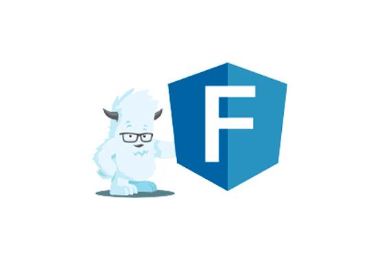 ngx-foundation UI Frameworks