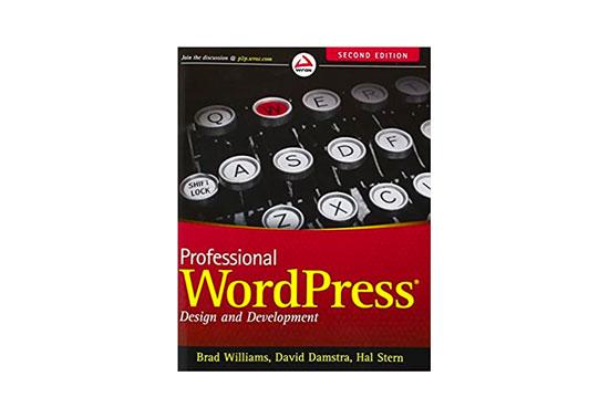 Professional WordPress: Design and Development, WordPress Best Books