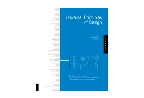 Universal Principles of Design, Design Books, Design Resources, Design Decisions, 100 Ways to Enhance Usability