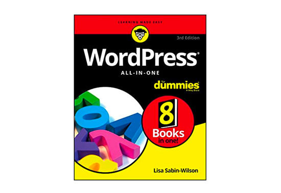 WordPress All-in-One For Dummies, WordPress Best Books, WordPress Resources, WP Books, Learn WordPress