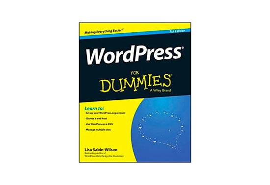 WordPress For Dummies 7th Edition, WordPress Best Books