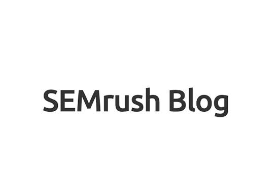 Digital Marketing Blog SEMrush Blog