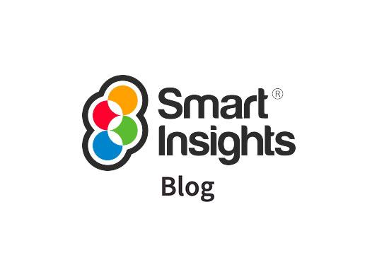 Digital Marketing Blog, Smart Insights Digital Marketing