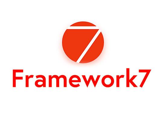 Framework7 Vue