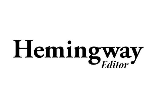 Hemingway Editor Content Marketing Tool