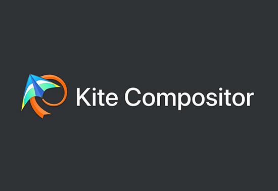 Kite Compositor, Motion Design for Mac, kiteapp prototype