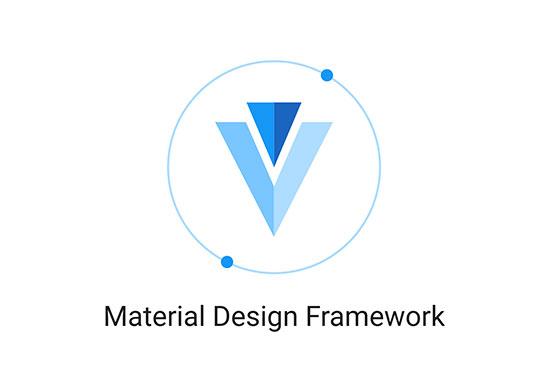Material Design Framework