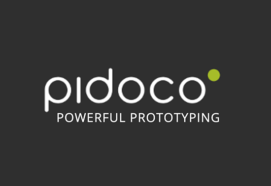 Pidoco, Online Wireframe, UX Prototyping Tool